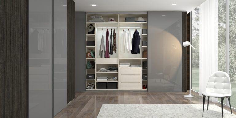 Inside of Wardrobe 18