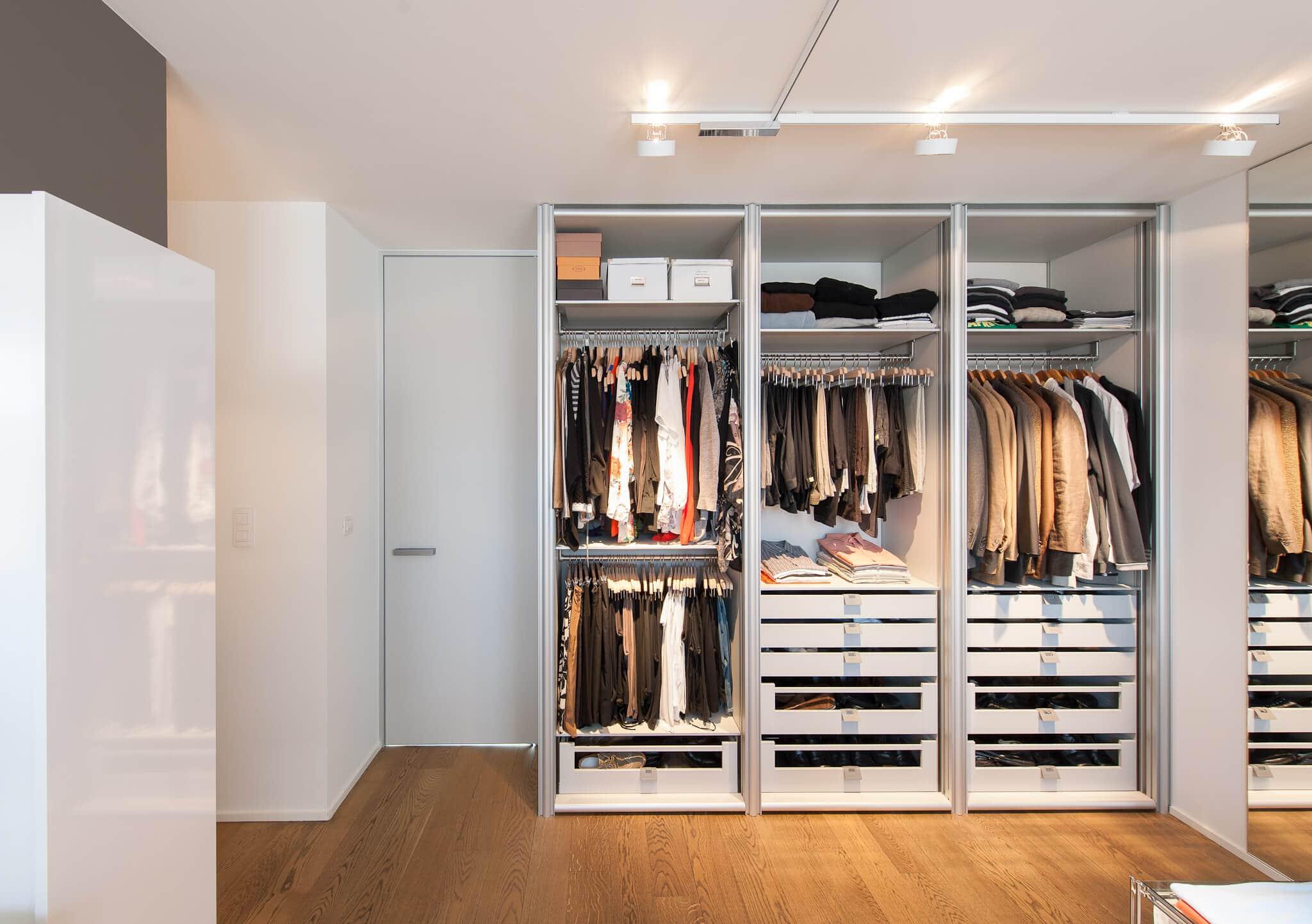 Inside of Wardrobe 19