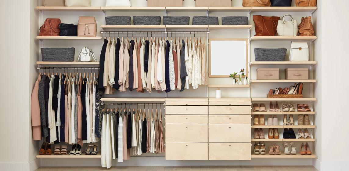 Inside of Wardrobe 20