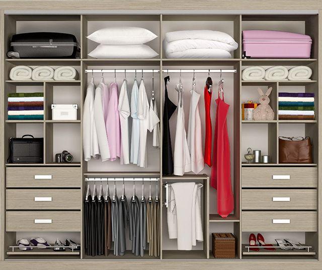 Inside of Wardrobe 23
