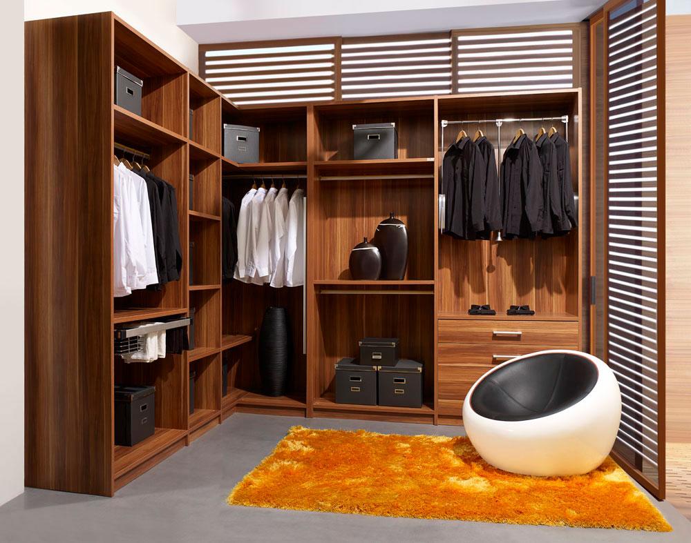 Inside of Wardrobe 24