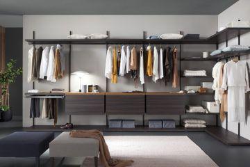 Inside of Wardrobe 8