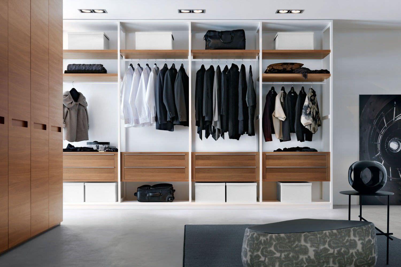 Inside of Wardrobe 9