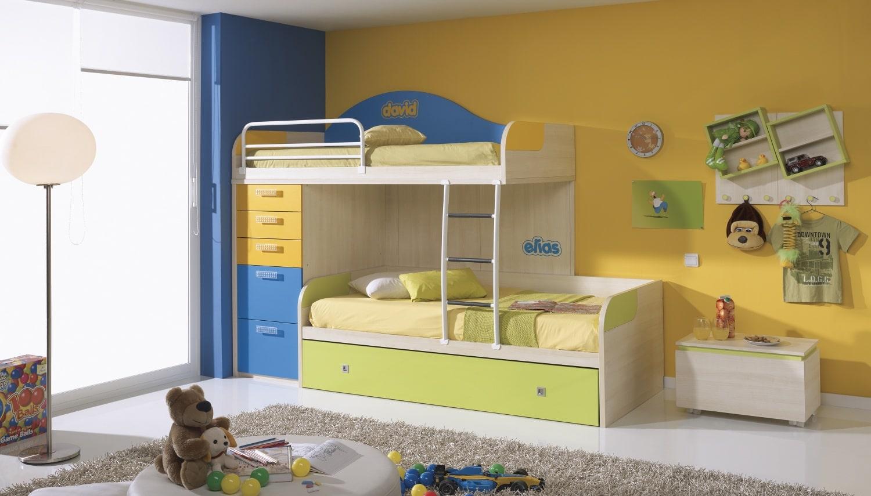 Modern Kid's Cabin Bed Designs