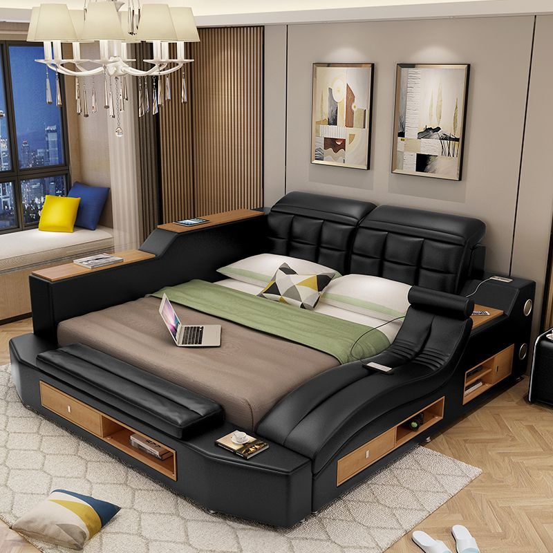 Laxurious storage Bed 1