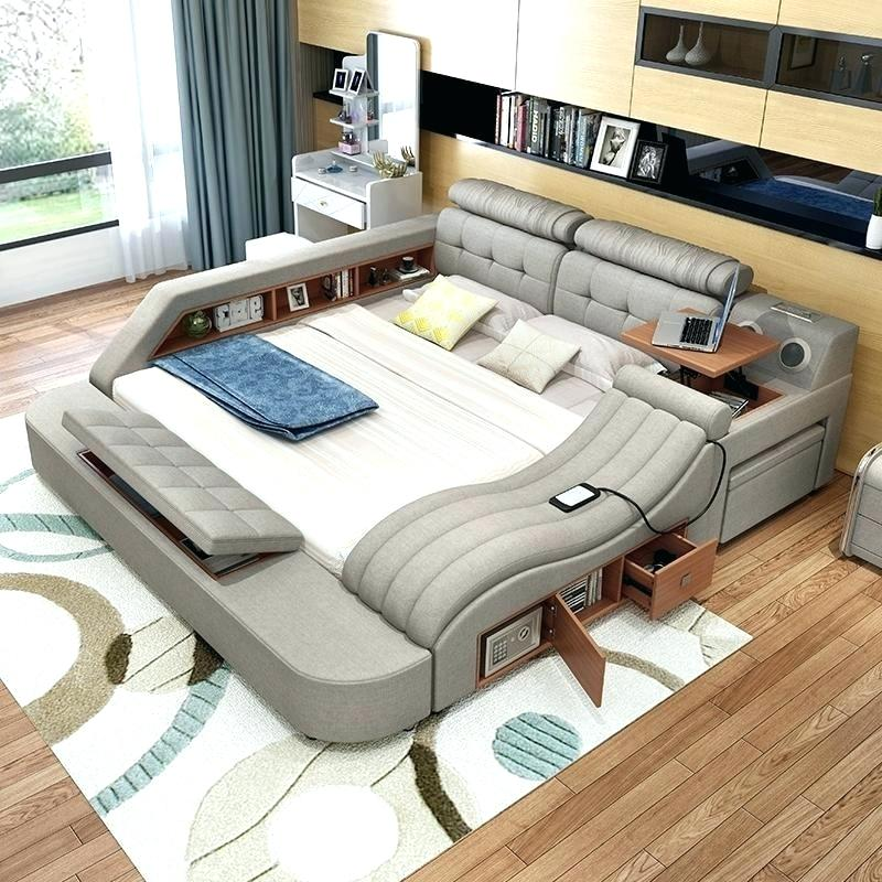 Laxurious storage Bed 11