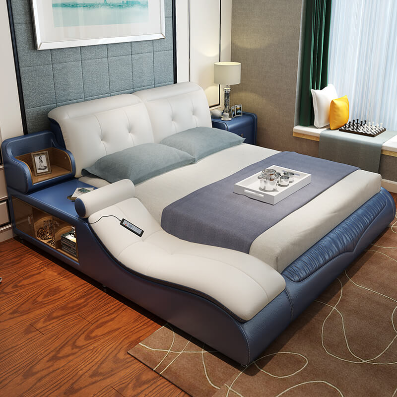 Laxurious storage Bed 12