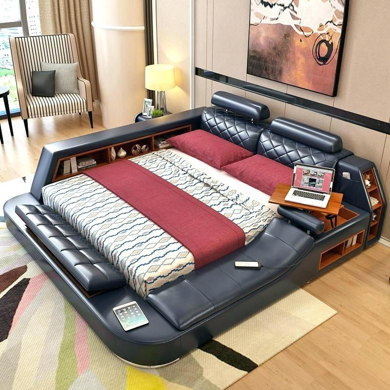 Laxurious storage Bed 14