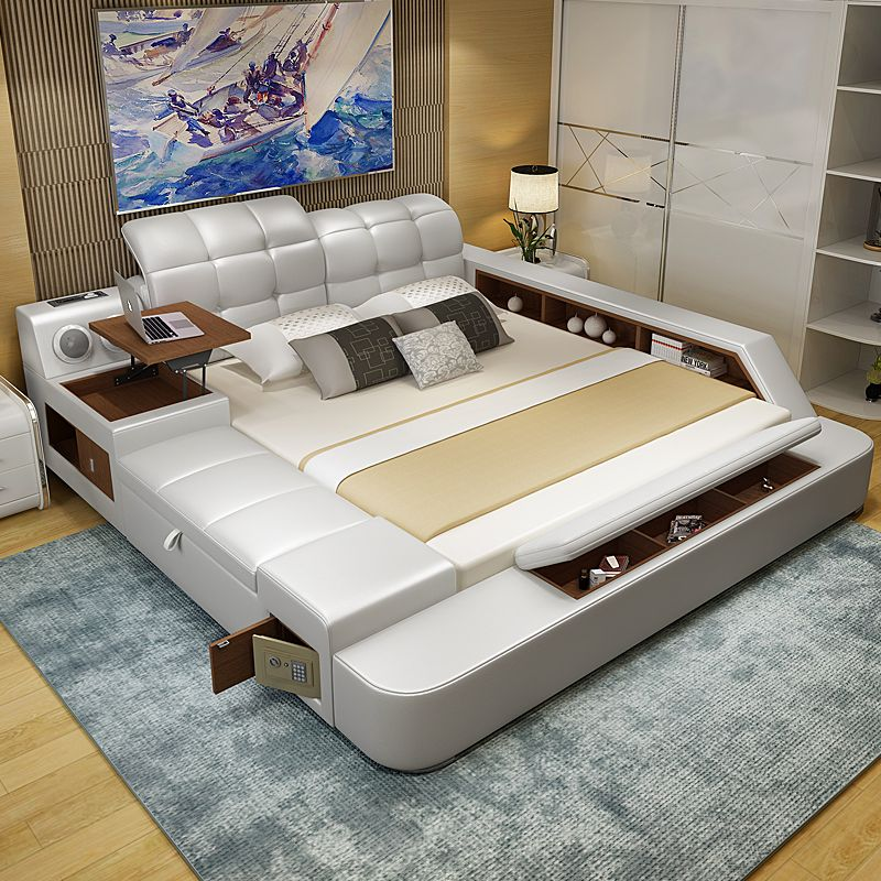 Laxurious storage Bed 18