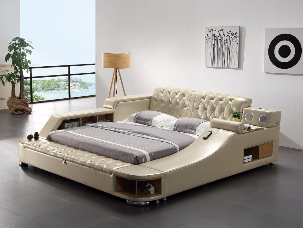 Laxurious storage Bed 21