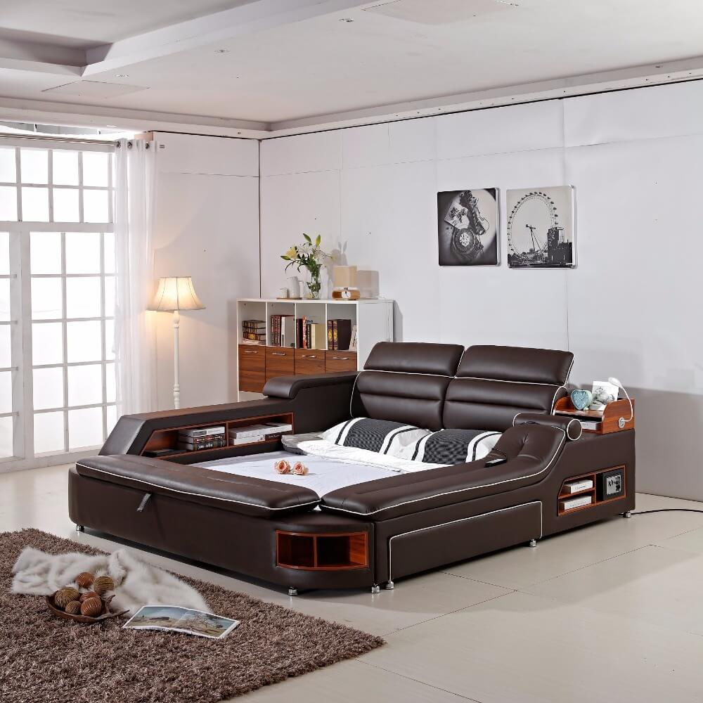 Laxurious storage Bed 23