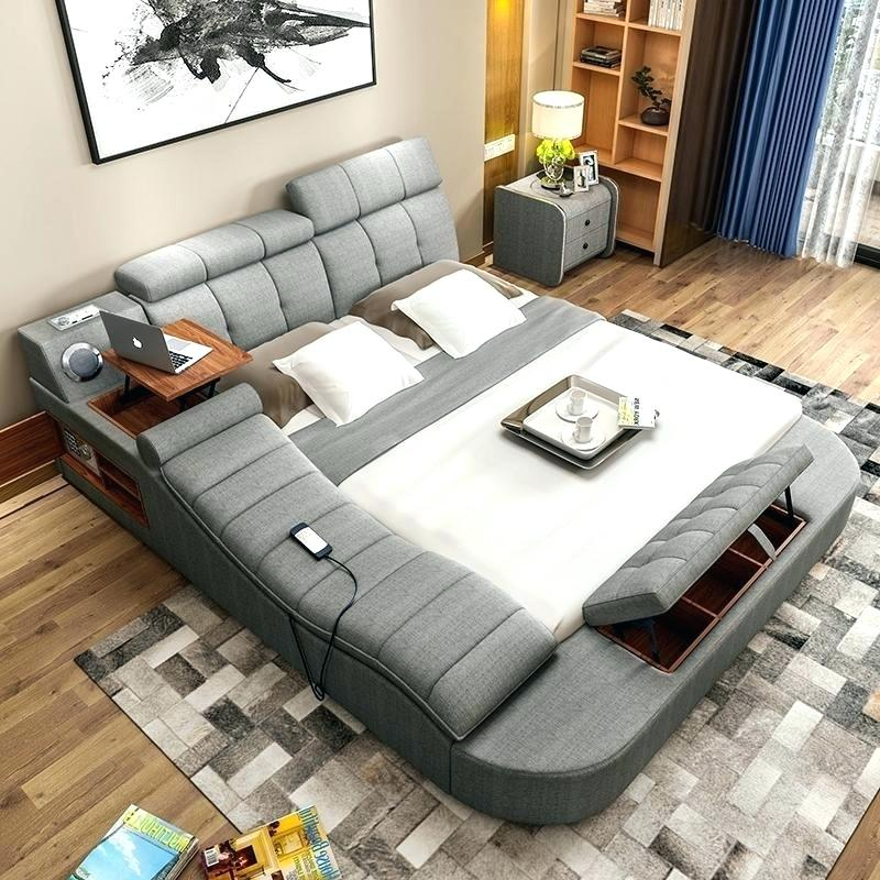 Laxurious storage Bed 7