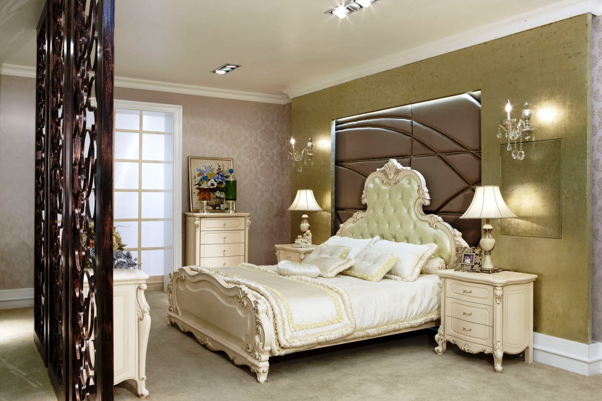 A Lavish And Royal Bed Designs Ideas The Architecture Designs