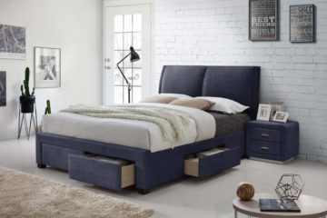Smart Storage Bed Design
