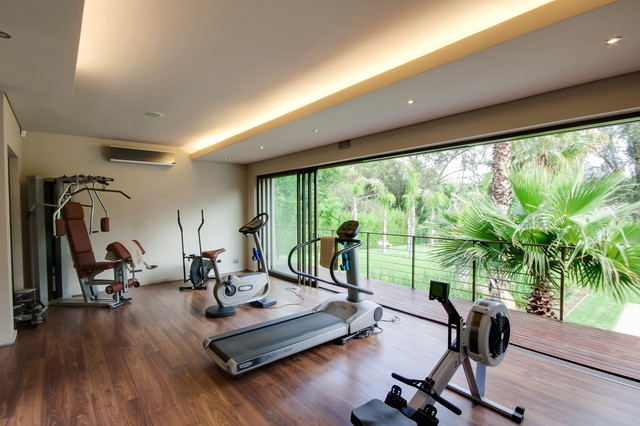 Gym Interior Design Ideas