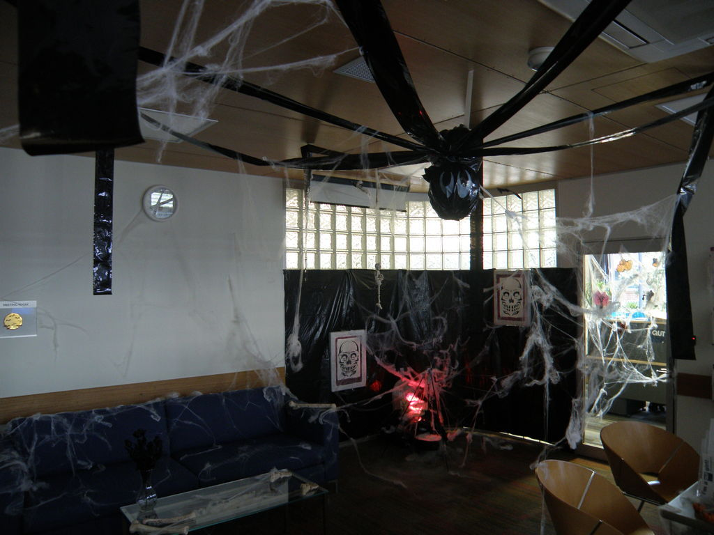 Spooky Halloween fice Decoration Ideas The Architecture