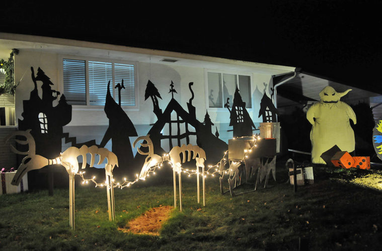 Halloween 2020 Was Horrible Most Horrible House Decoration for Halloween 2020   The
