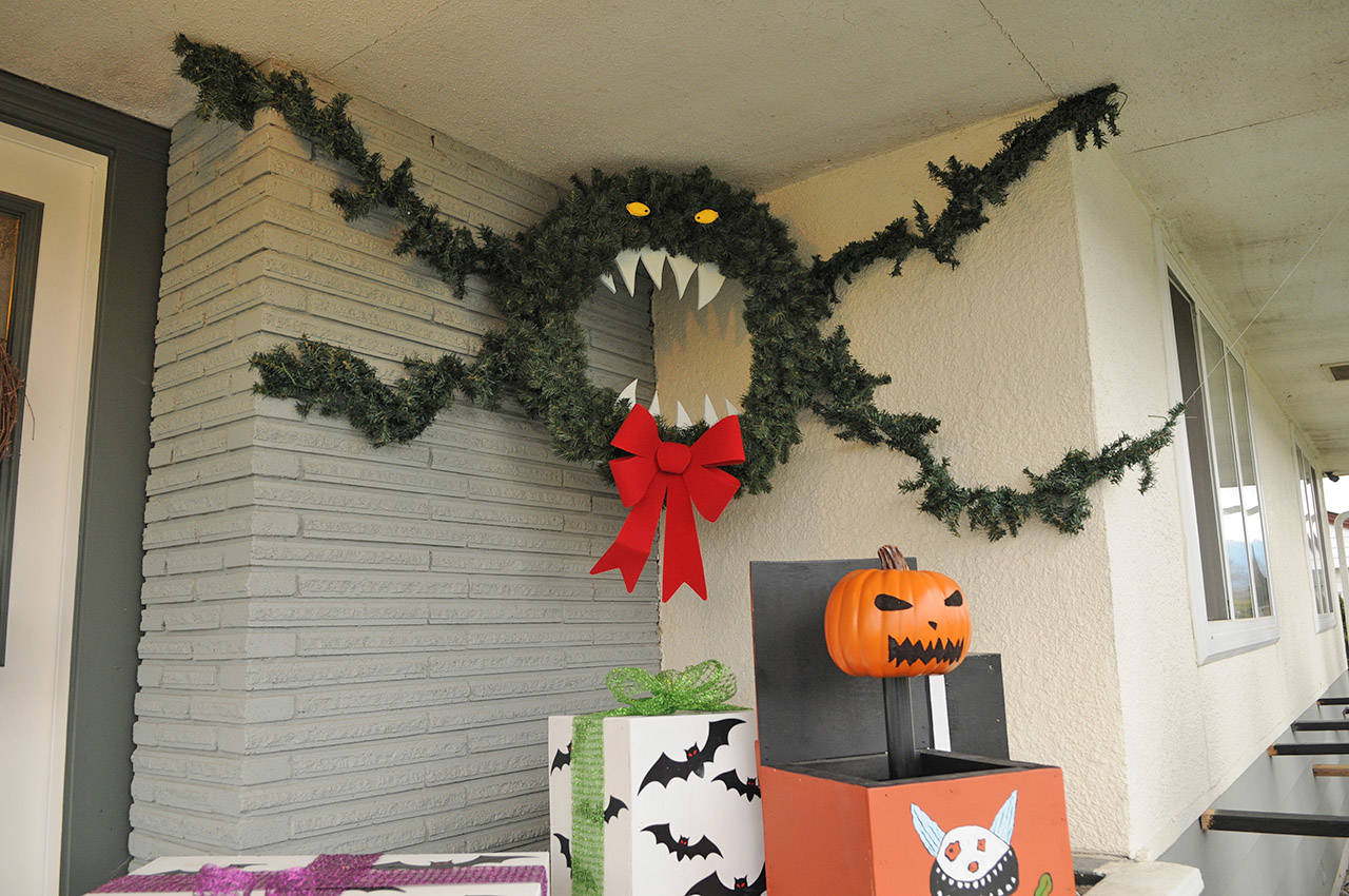 House Decoration for Halloween