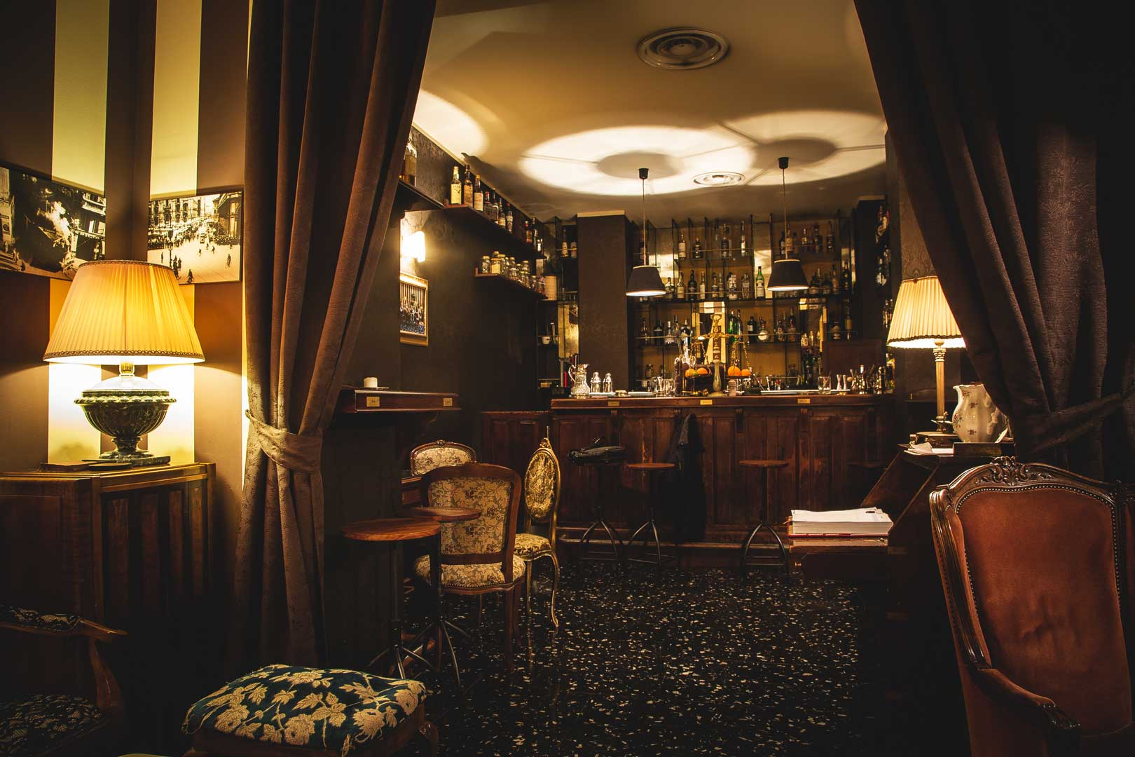 Speakeasy Interior Designs