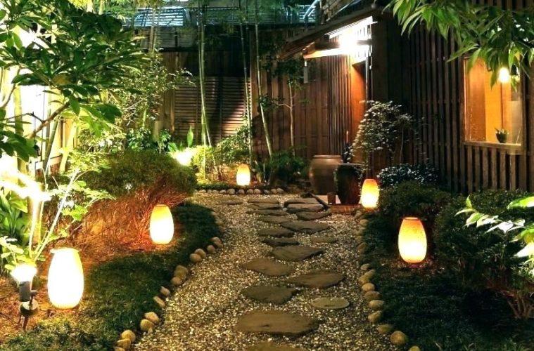 Mesmerizing Walkway Lighting