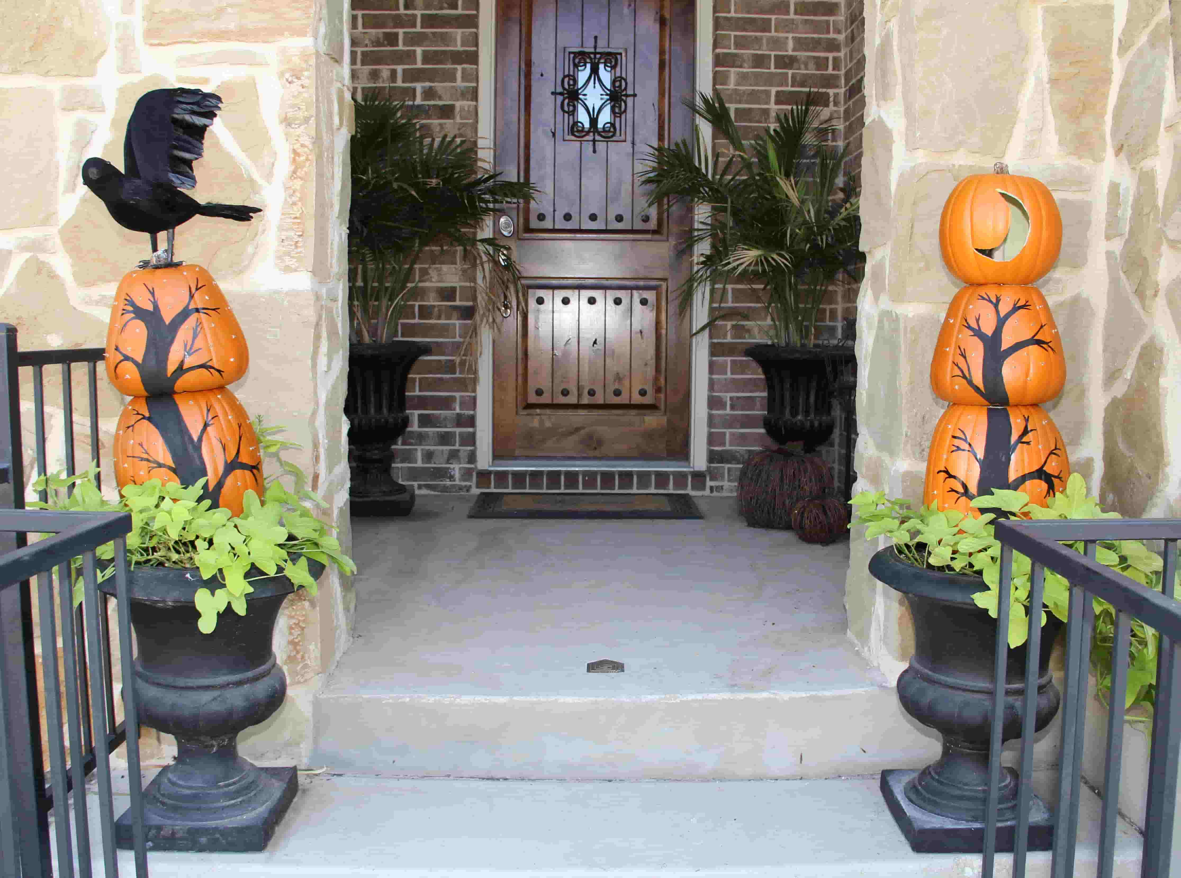 Scariest House Props