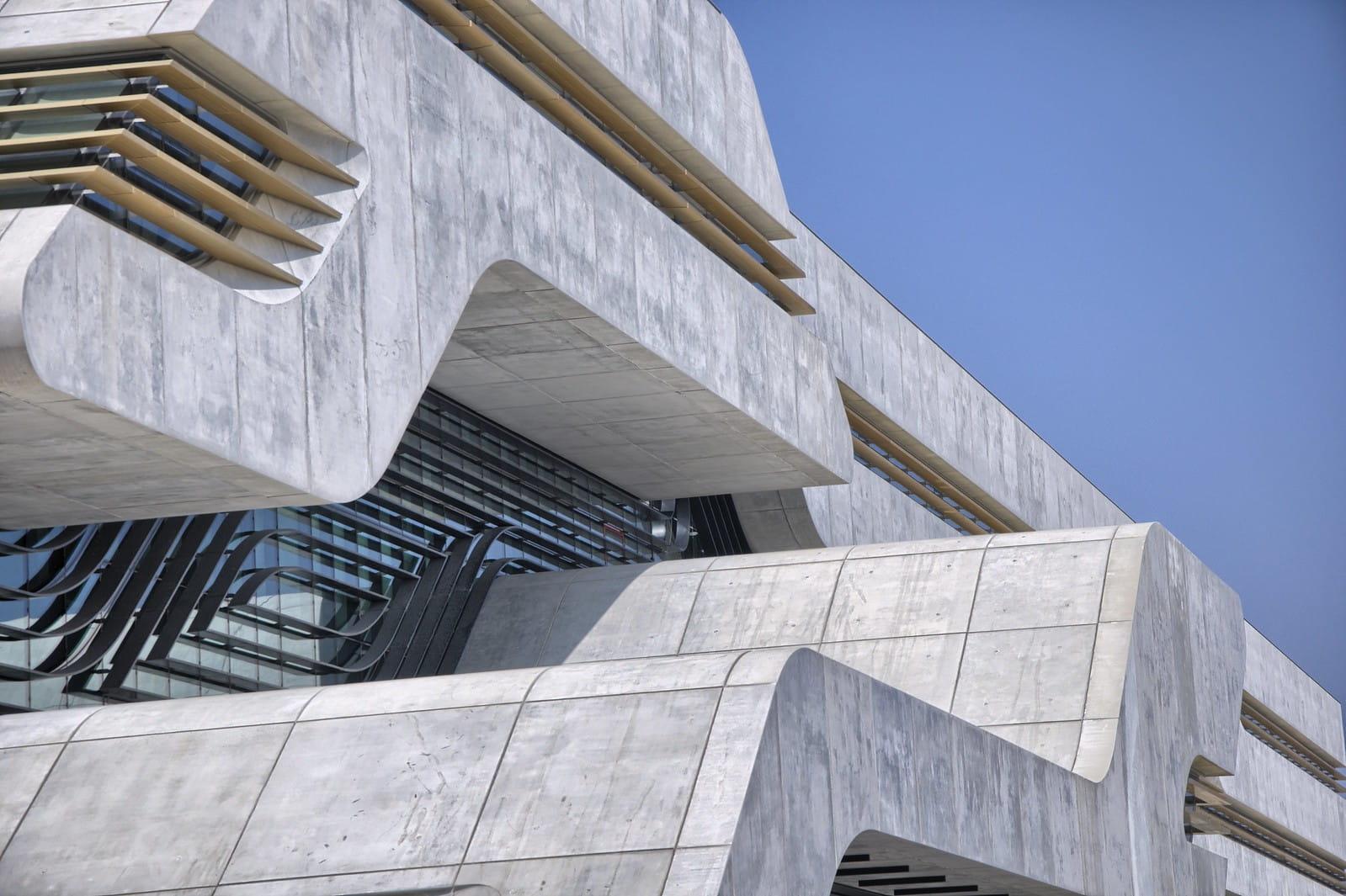 Architecture Designs Bu Zaha Hadid