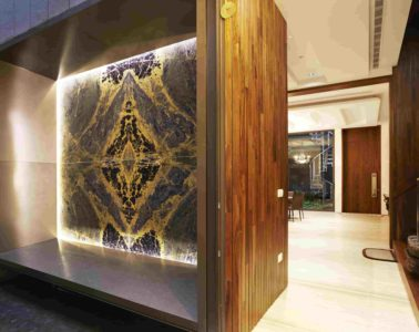 Corporate Office Feature Wall Designs