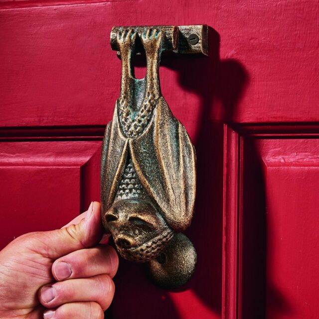 Creepiest Halloween Door Knocker