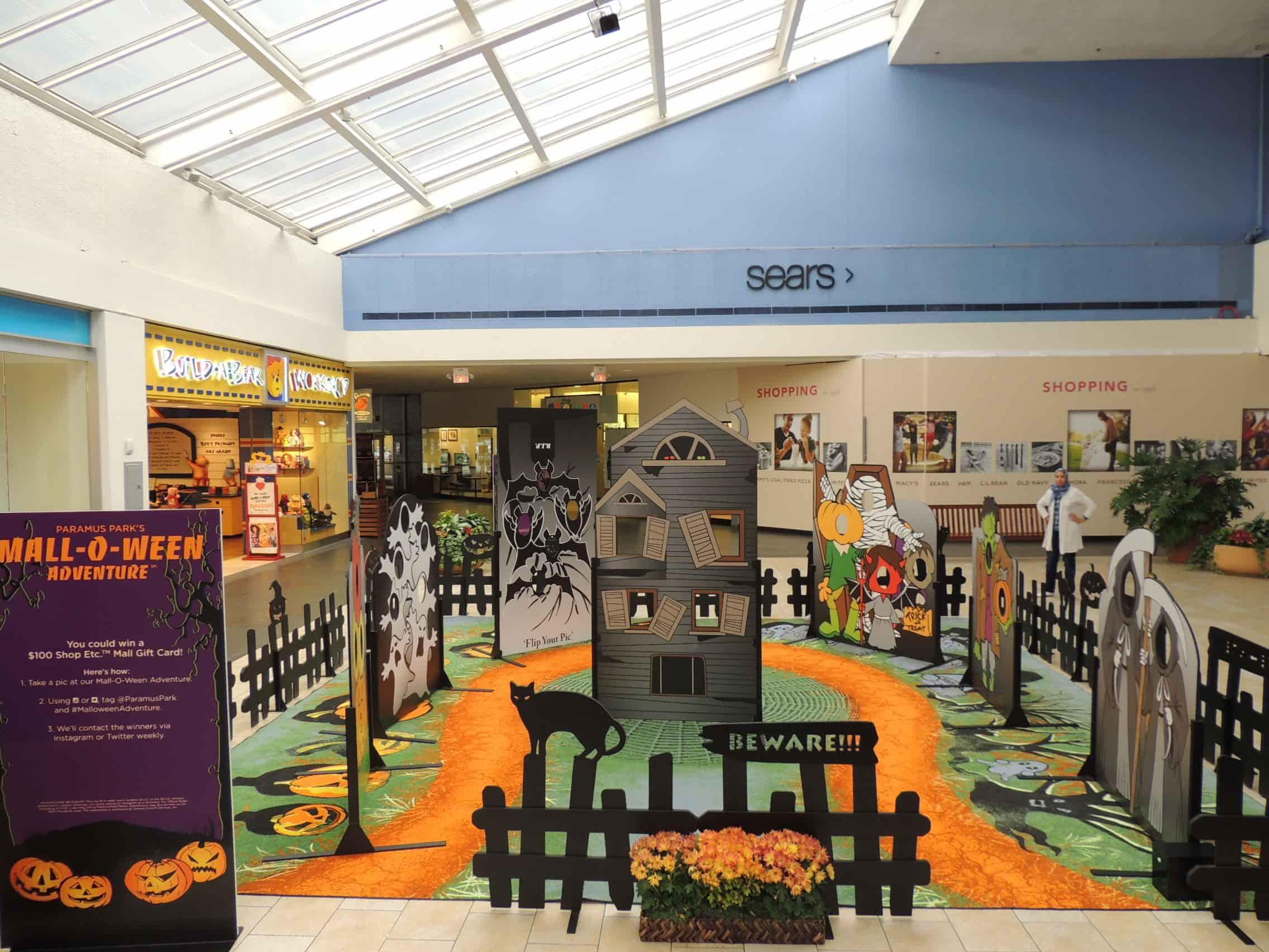 Halloween Supermall Decoration