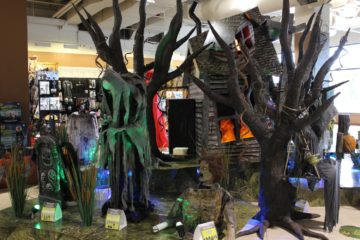 Halloween Supermall Decoration
