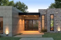 Modern House Entrance Designs