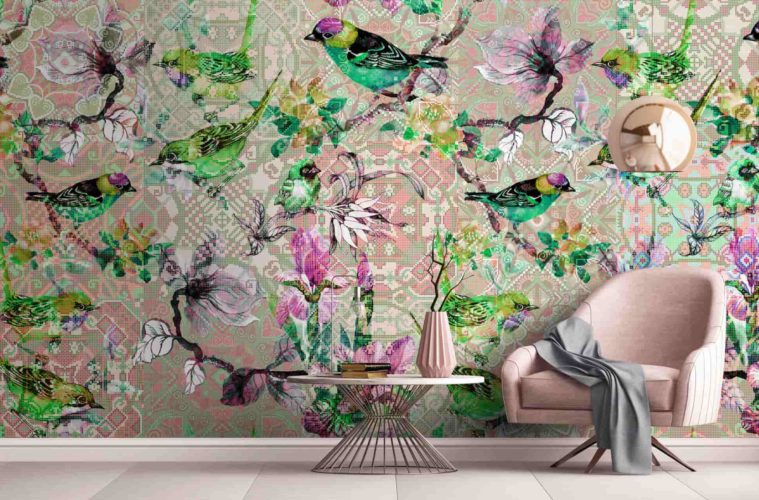 Modern Style of Wallpaper Designs