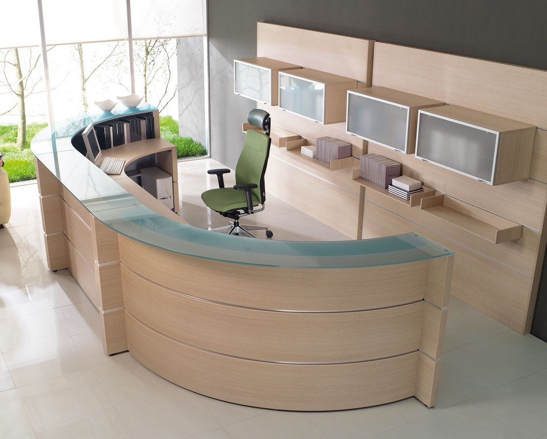 Office Reception Designs