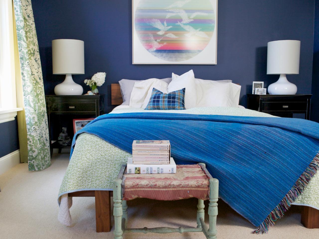 Refreshing Small Bedroom Ideas