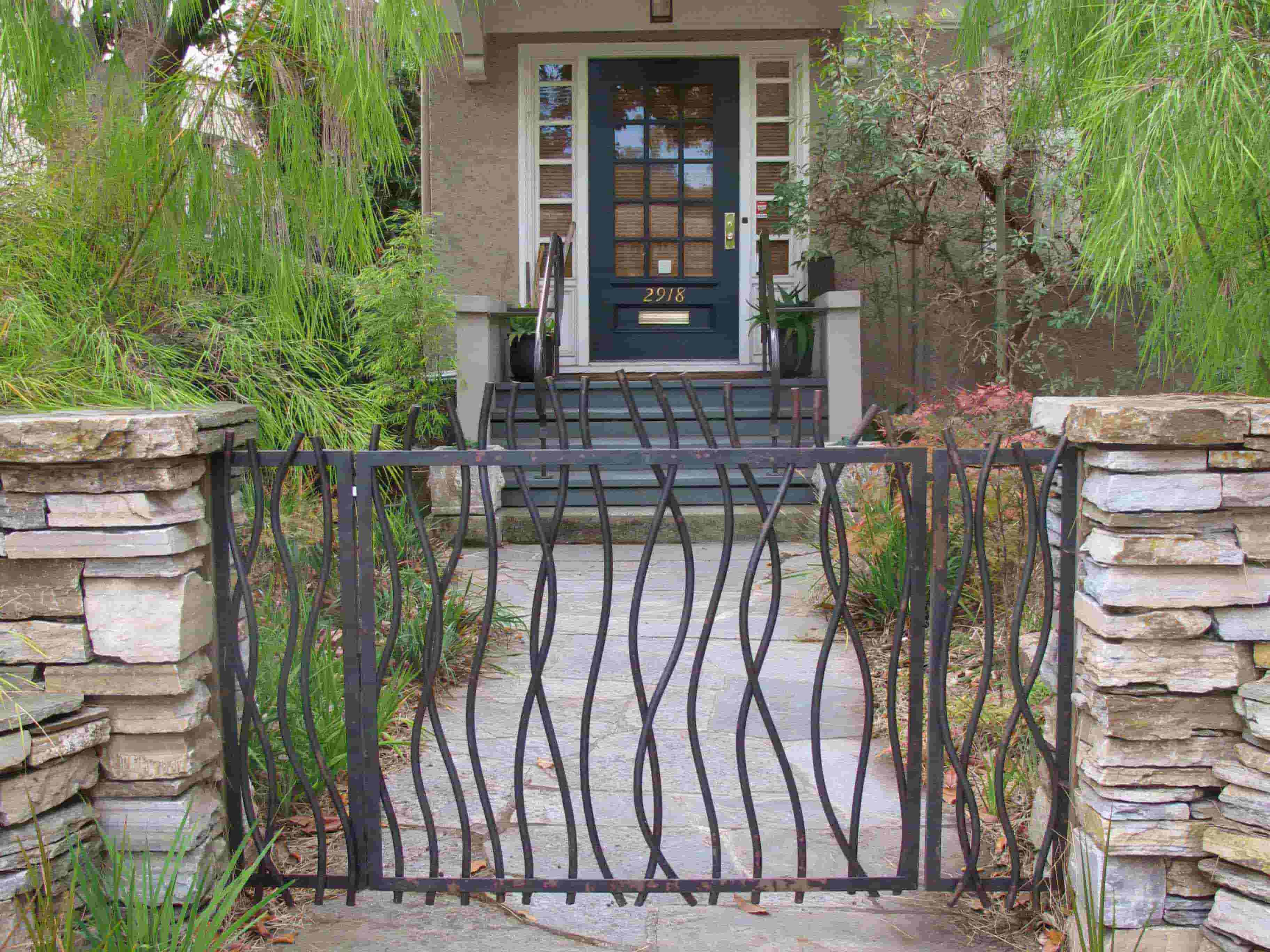 Small Front Gate for home