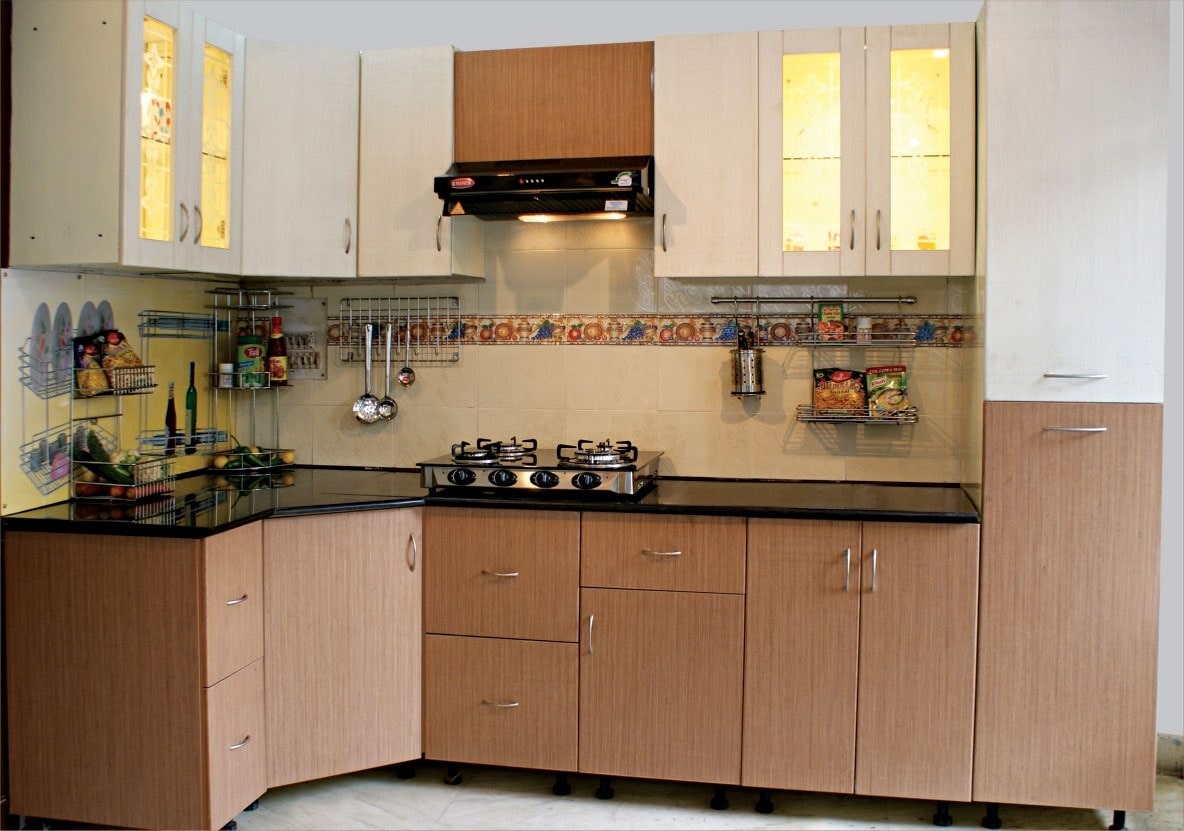 Small Kitchen Designs for Tiny
