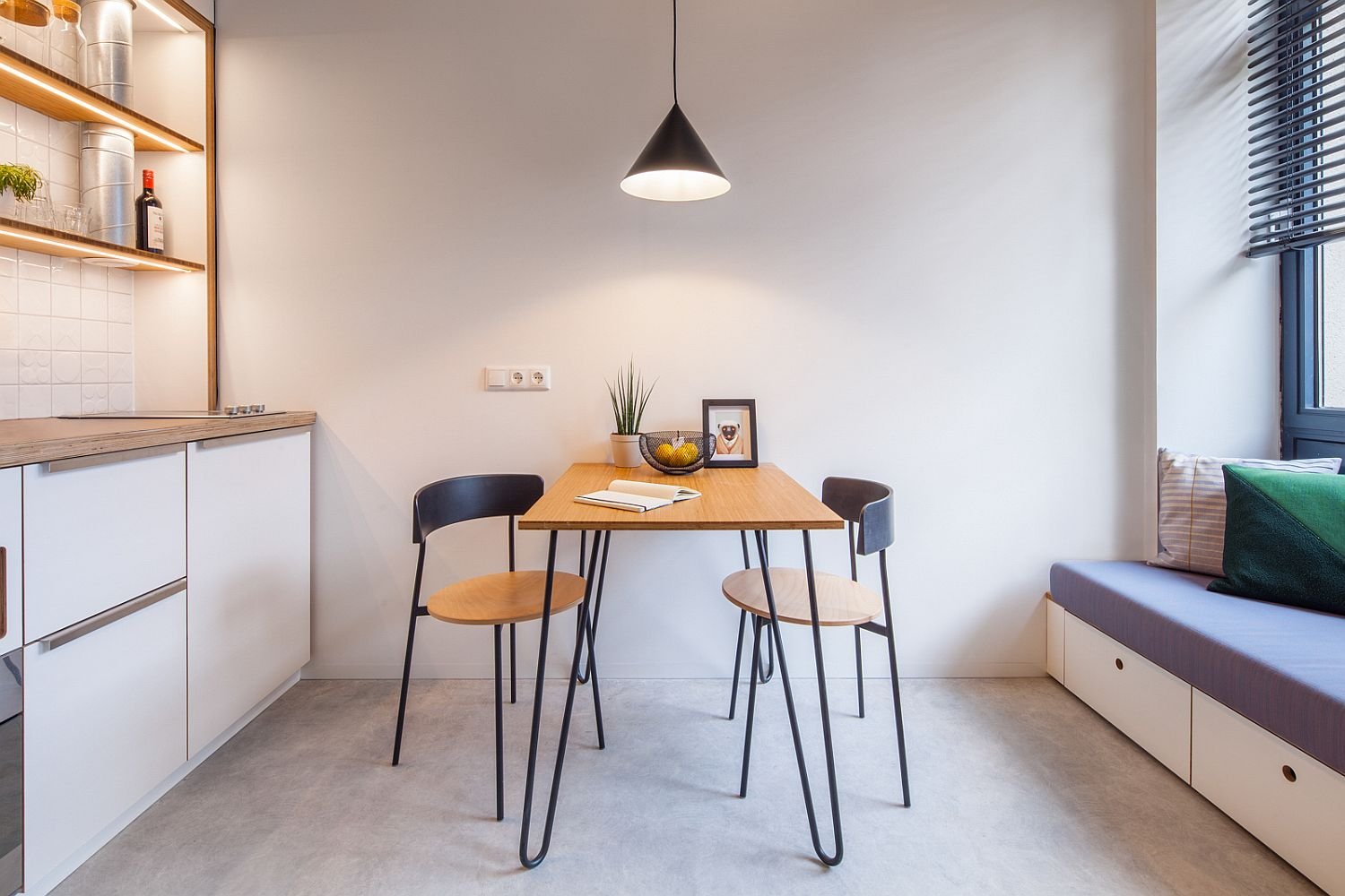 Small Kitchen Dining Table 10
