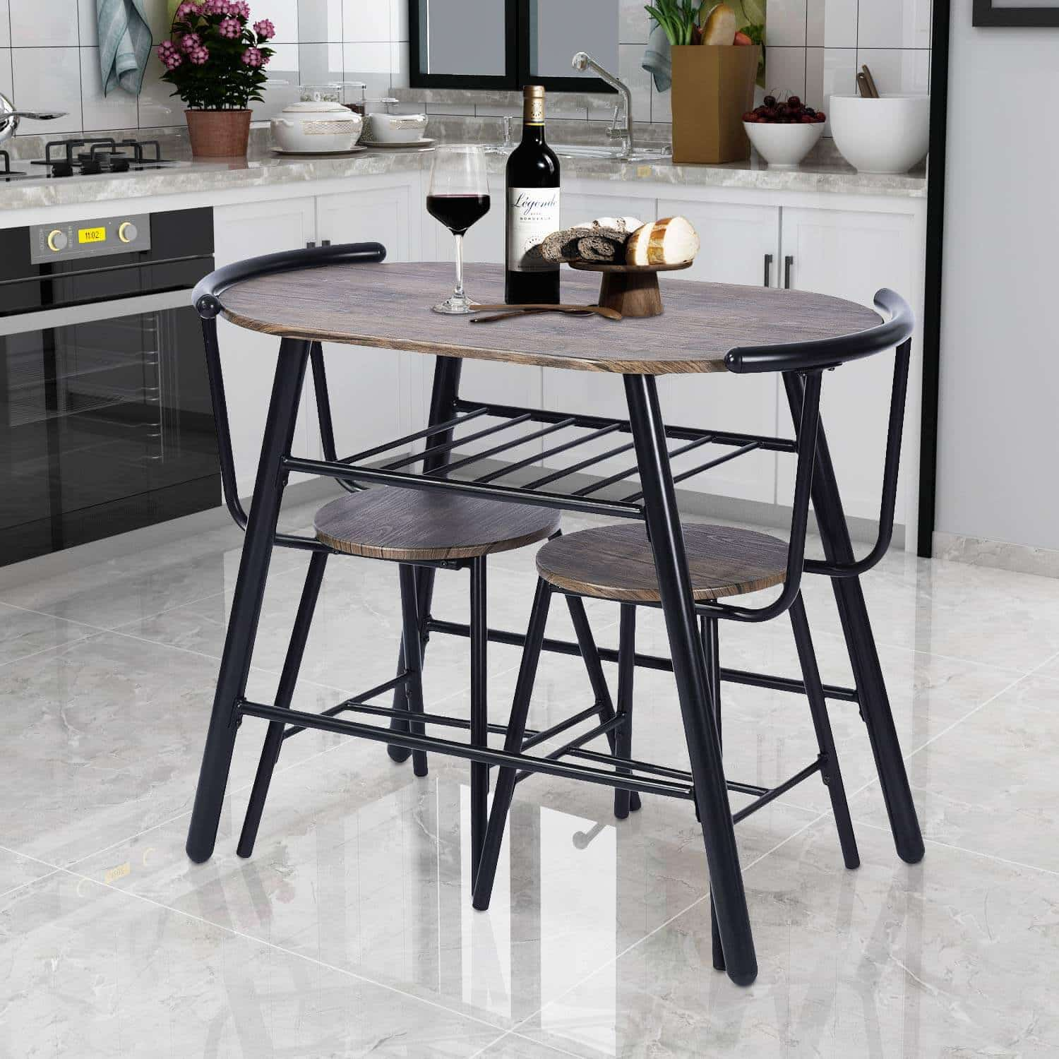 Small Kitchen Dining Table 12