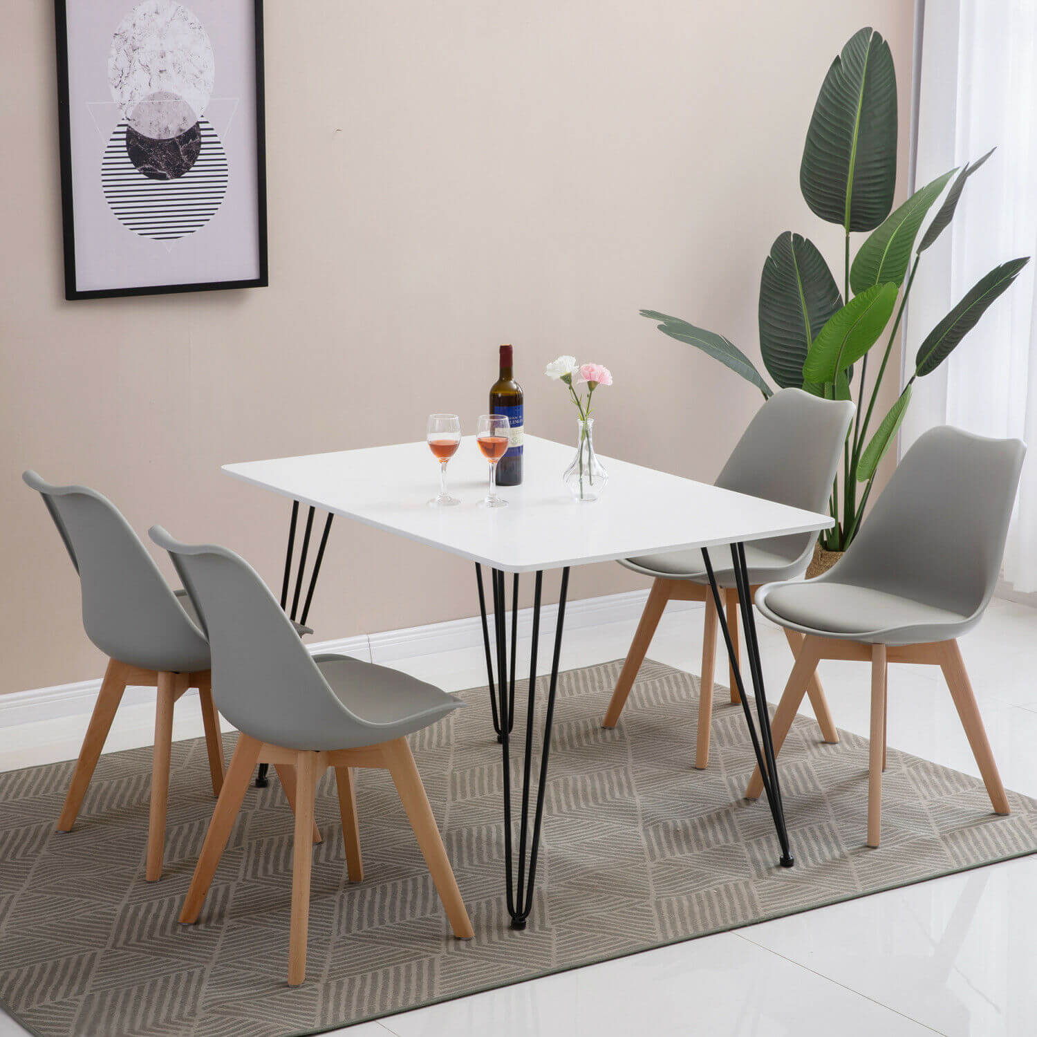 Small Kitchen Dining Table 5