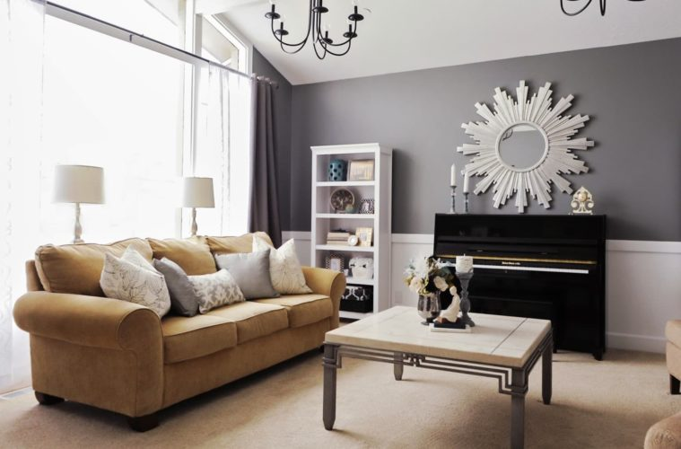 A Living Room Designs That Make Your Space Larger The