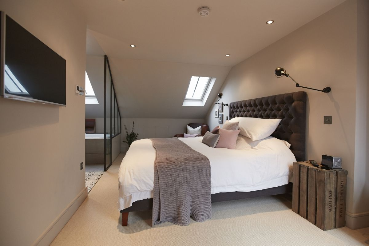 Small Loft Bedroom Designs Ideas