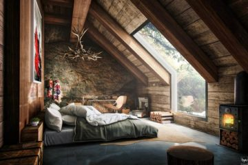 Small Loft Bedroom Designs Ideas