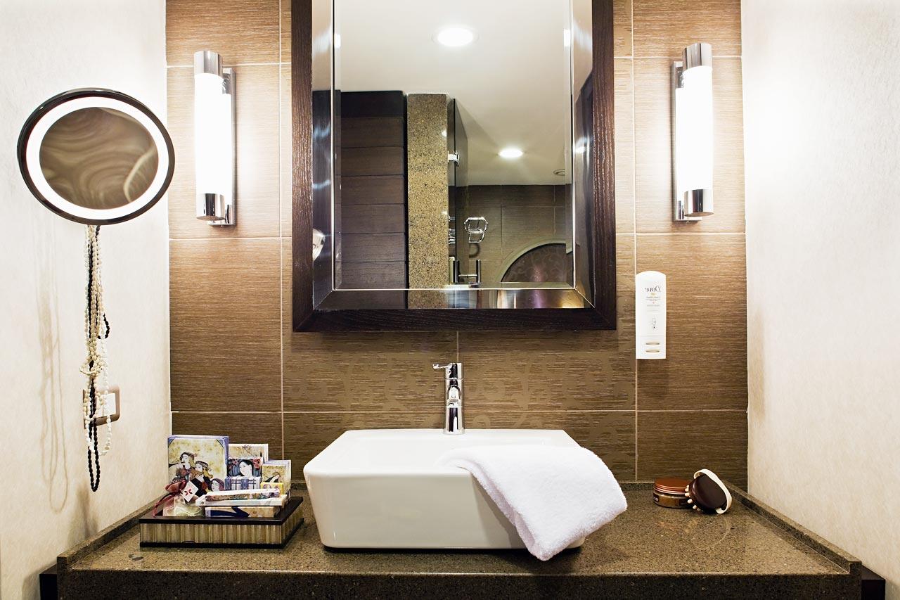 Smart Bathroom Lights 10