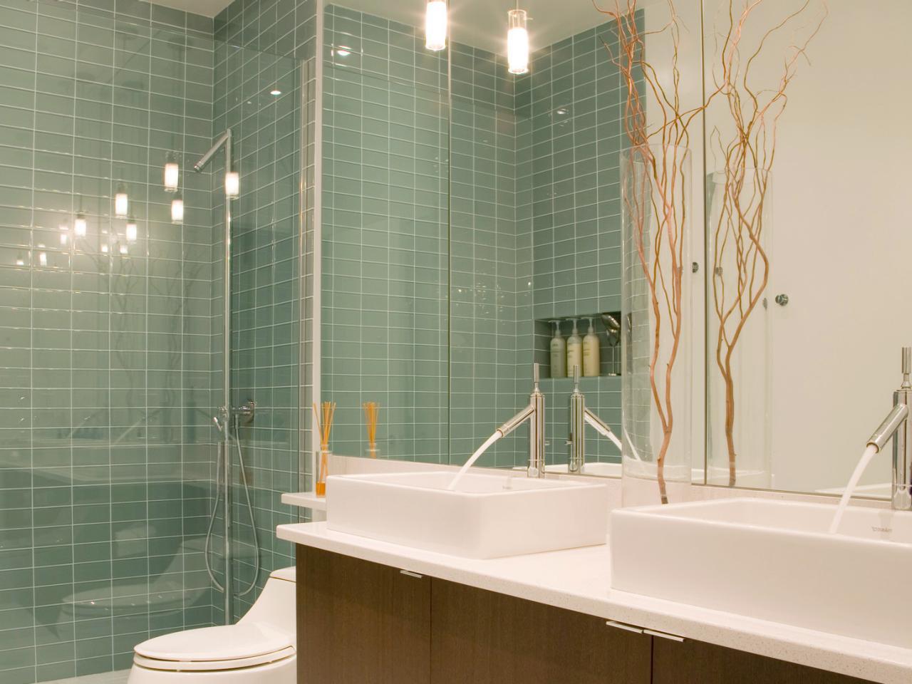 Smart Bathroom Lights 16