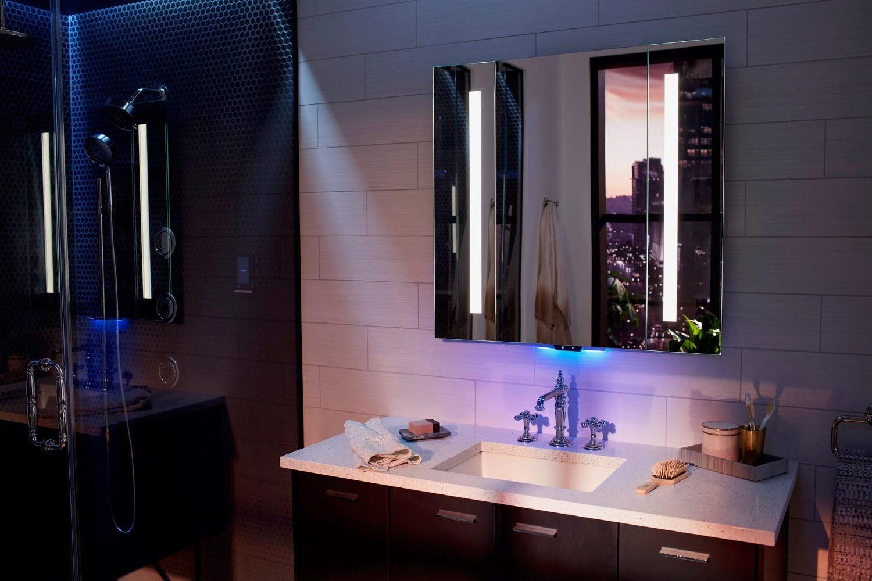 Smart Bathroom Lights 18