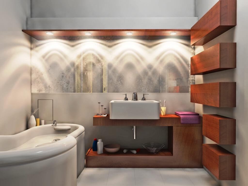 Smart Bathroom Lights 5
