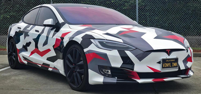 Modern Shining and Beautiful Car Painting
