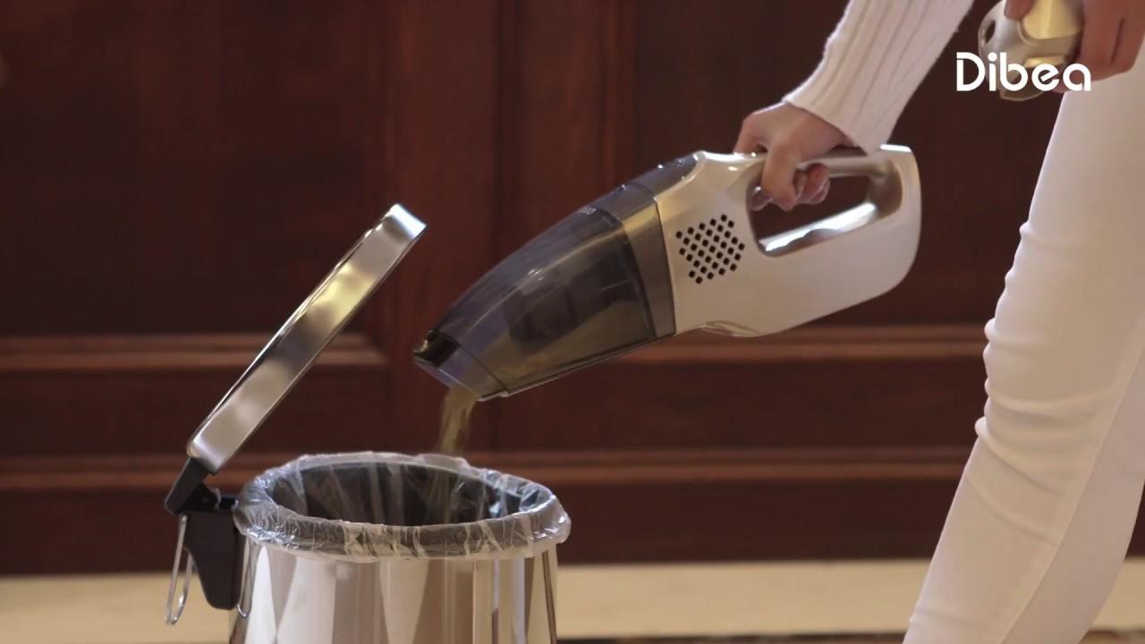 Dibea KB-9008 Cordless Upright Vacuum Cleaner
