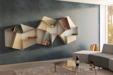 Modern Floating Shelves