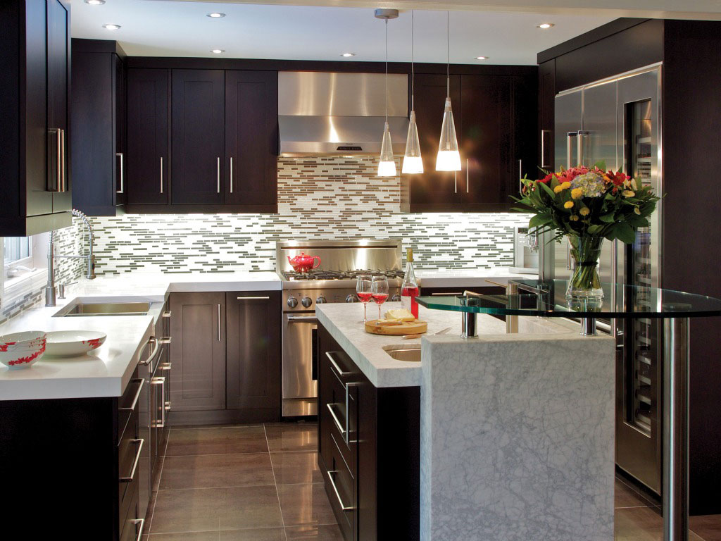 20 Modern Beautiful Kitchen Design Ideas The